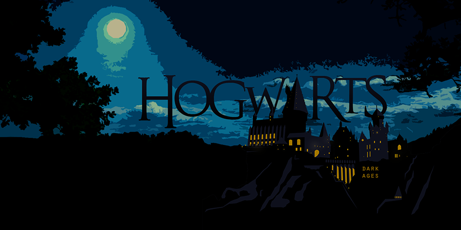 Hogwarts - Dark Ages
